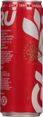 Guru® Regular Energy Drink Perspective: left