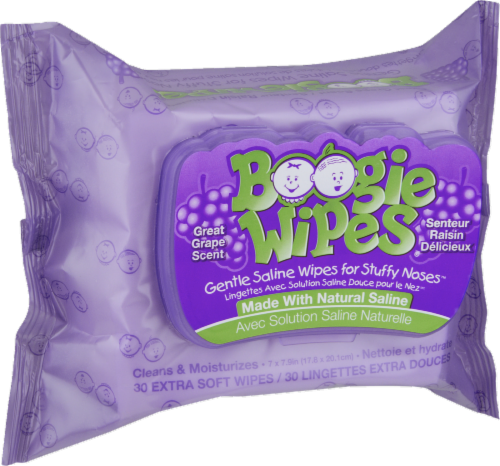 Boogie Wipes Grape Perspective: left