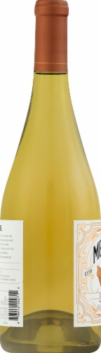 Mercer Canyons Chardonnay Wine Perspective: left
