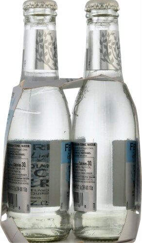 Fever-Tree Refreshingly Light Indian Tonic Water Perspective: left
