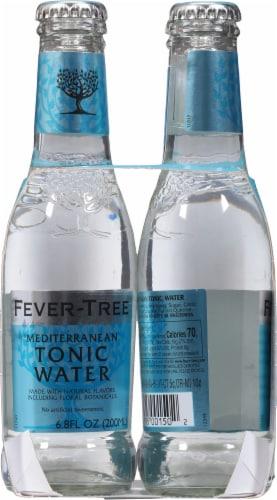 Fever-Tree Mediterranean Tonic Water Perspective: left