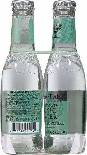 Fever-Tree Elderflower Tonic Water Perspective: left