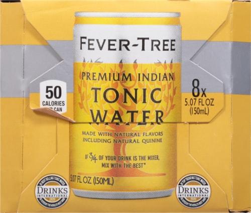 Fever-Tree Premium Indian Tonic Water Perspective: left