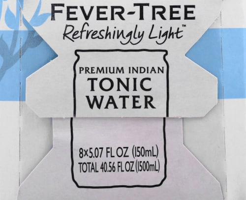 Fever-Tree Refreshingly Light Tonic Water Perspective: left