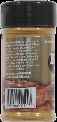 J&D Original Bacon Salt Perspective: left