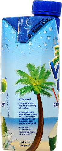 Vita Coco Coconut Water Perspective: left
