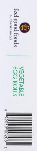 Feel Good Foods Gluten Free Vegetable Egg Rolls Perspective: left