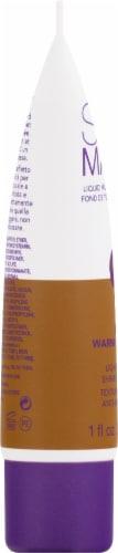 Rimmel Stay Matte 502 Warm Caramel Liquid Mousse Foundation Perspective: left