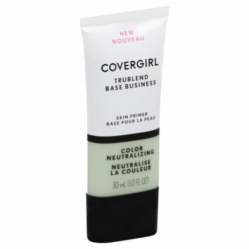 CoverGirl Trublend Base Business Color Neutralizing Skin Primer Perspective: left