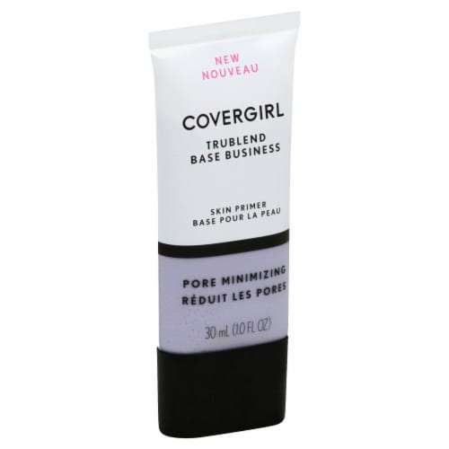 CoverGirl Trublend Base Business Pore Minimizing Skin Primer Perspective: left