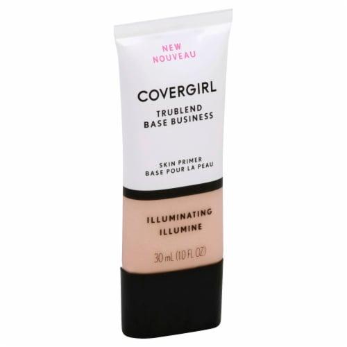 CoverGirl Trublend Base Business Illuminating Skin Primer Perspective: left