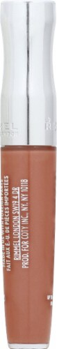 Rimmel Stay Glossy Shine Lip Gloss Perspective: left