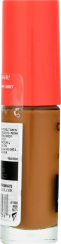 CoverGirl Outlast Extreme Wear 872 Warm Tawny Foundation Perspective: left