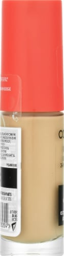 CoverGirl Outlast Extreme Wear 845 Warm Beige Foundation Perspective: left
