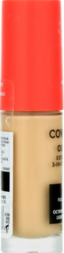 CoverGirl Outlast Extreme Wear 842 Medium Beige Foundation Perspective: left
