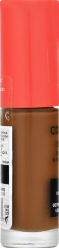 CoverGirl Outlast Extreme Wear 880 Cappuccino Foundation Perspective: left