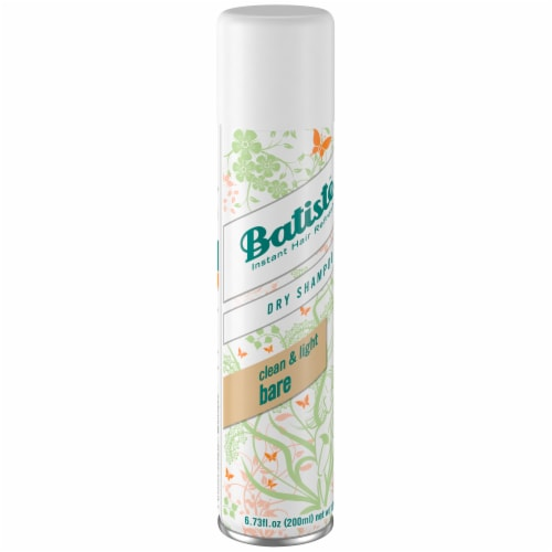 Batiste Clean & Light Bare Dry Shampoo Perspective: left