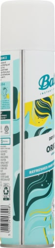 Batiste Instant Hair Refresh Clean & Classic Original Dry Shampoo Perspective: left
