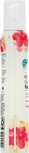 Batiste Cleanse + Smooth with Hibiscus Root Waterless Cleansing Foam Perspective: left