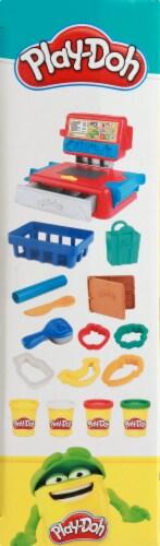Play-Doh Cash Register Modeling Compound Playset Perspective: left