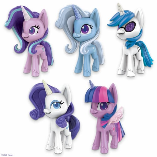 My Little Pony Unicorn Sparkle Collection Doll Perspective: left