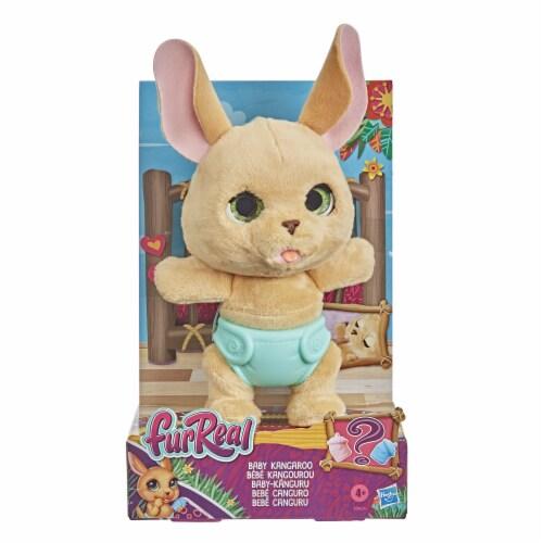 Hasbro furReal Baby Kangaroo Doll Perspective: left
