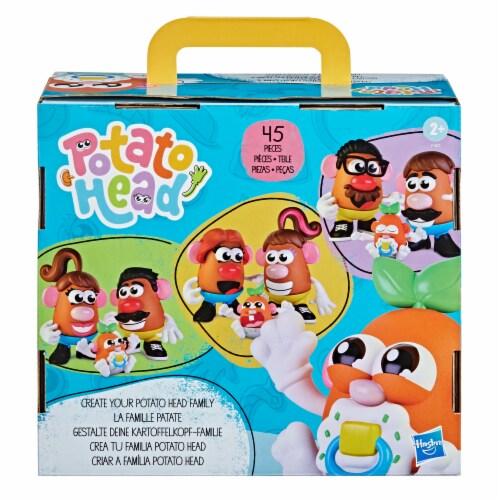 Hasbro Potato Head Create Your Own Family Toy Perspective: left