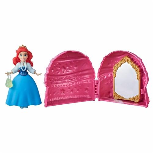 Disney Princess Secret Styles Ariel Fashion Surprise Doll Perspective: left