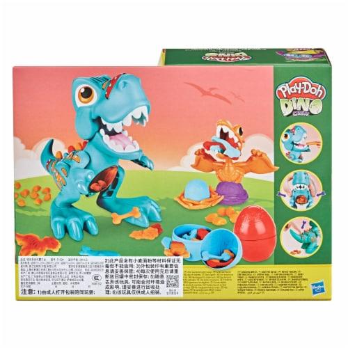 Play-Doh Dino Crew Crunchin' T-Rex Perspective: left