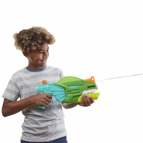Nerf Super Soaker DinoSquad Dino-Soak Water Blaster Perspective: left