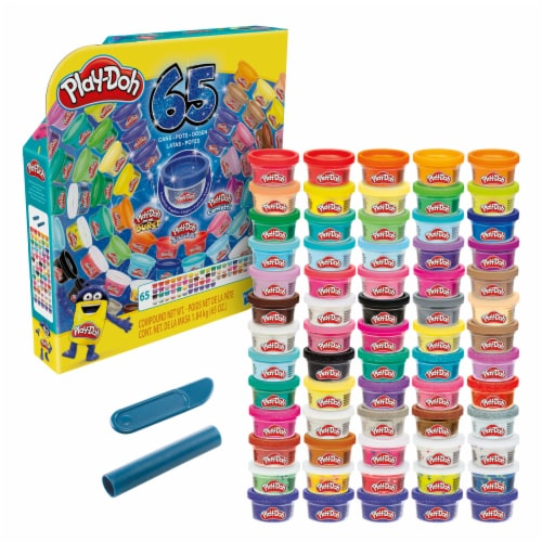 Hasbro Play-Doh Ultimate Color Collection Perspective: left