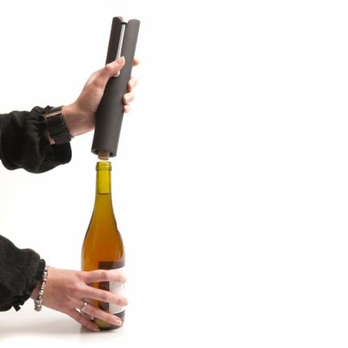 BergHOFF Essentials Geminis Electric Wine Opener Perspective: left