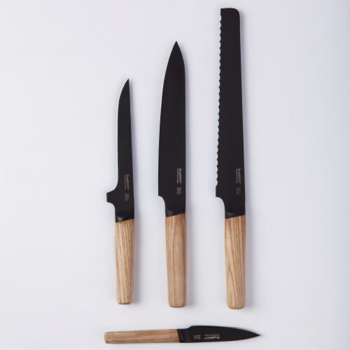 BergHOFF Ron Bread Knife - Natural Perspective: left