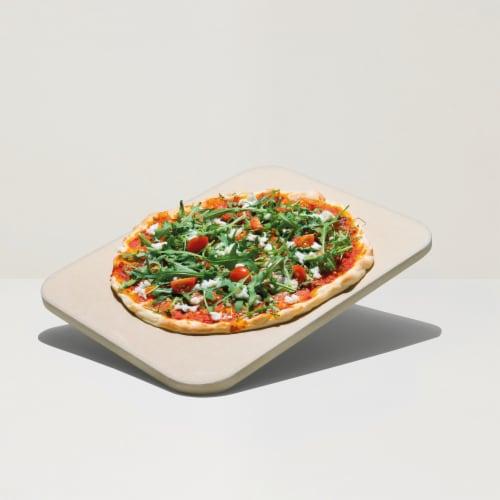 BergHOFF Leo Ceramic Pizza Stone Perspective: left