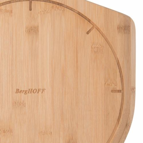 BergHOFF Leo Bamboo Pizza Shovel Perspective: left
