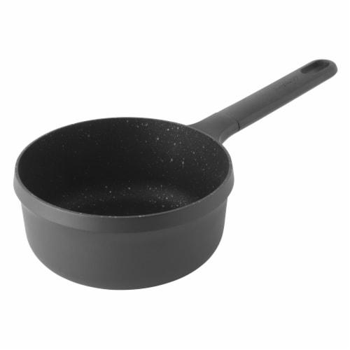 BergHOFF Cast Aluminum Nonstick Sauce Pan Perspective: left