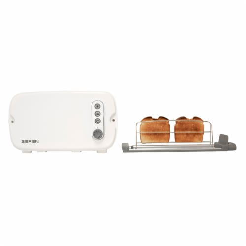 BergHOFF Seren Side Loading Toaster Perspective: left