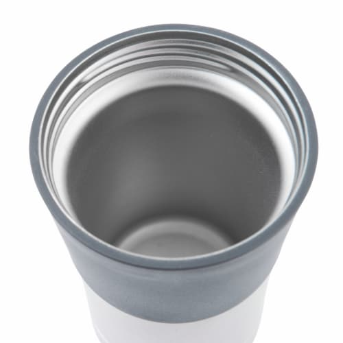 BergHOFF Essentials Stainless Steel Travel Mug Perspective: left