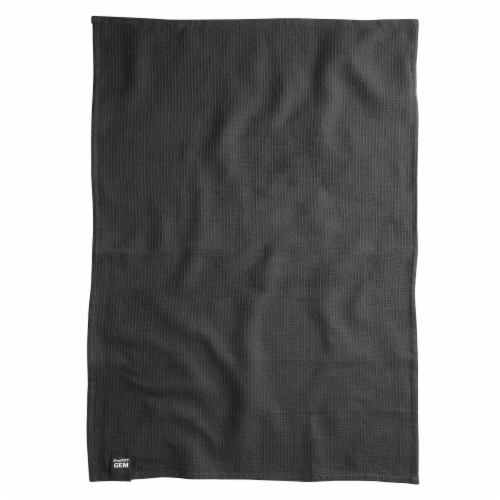 BergHOFF Gem Kitchen Towel Set - Black/White Perspective: left