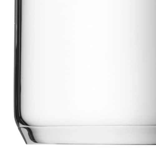 BergHOFF Stainless Steel Covered Stockpot Perspective: left