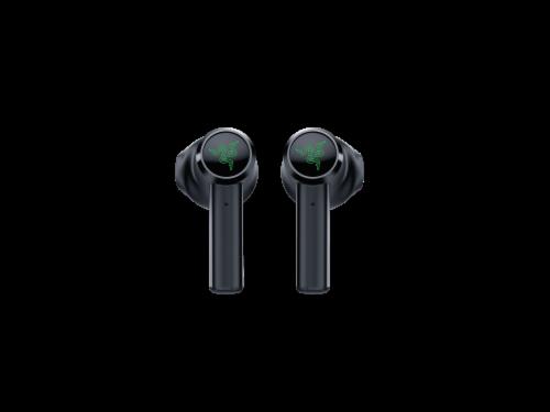 Razer Hammerhead True Wireless Pro Earbuds Perspective: left