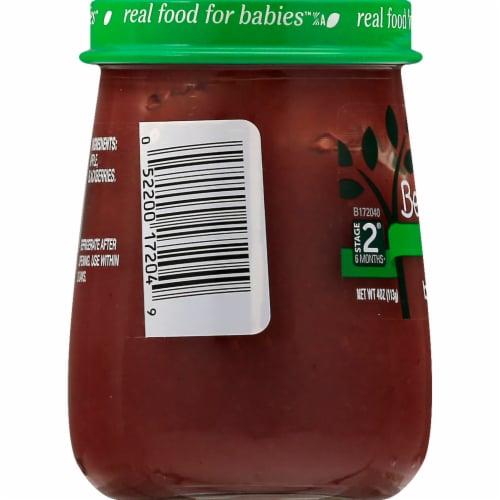 Beech-Nut Naturals Apple & Blackberry Stage 2 Baby Food Perspective: left