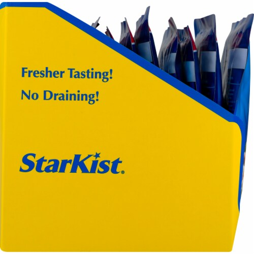StarKist Chunk Light Water Pouch Perspective: left
