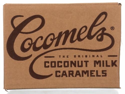 Cocomel - Organic Coconut Milk Caramels - Vanilla Perspective: left