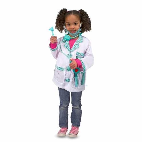 Melissa and Doug® Doctor Role Play Costume Set Perspective: right