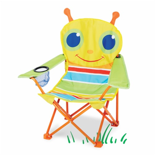 Melissa & Doug® Giddy Buggy Camp Chair Perspective: right