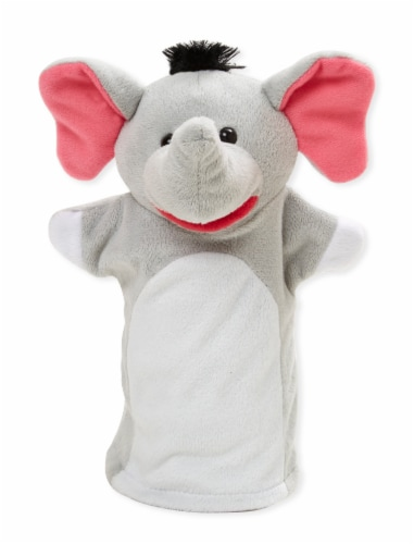 Melissa & Doug® Zoo Friends Hand Puppets Perspective: right