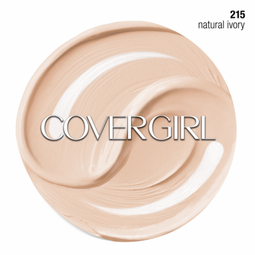 CoverGirl + Olay Simply Ageless 215 Natural Ivory Foundation Powder Perspective: right