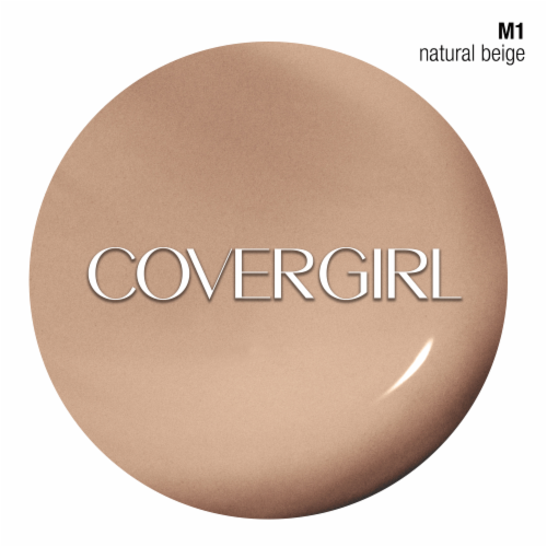 CoverGirl TruBlend Liquid Makeup - Natural Beige Perspective: right