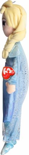 Ty Disney Frozen Elsa Plush Doll Perspective: right